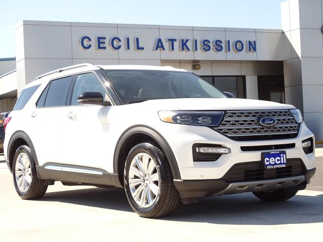 2021 Ford Explorer Limited for sale in Hondo, TX