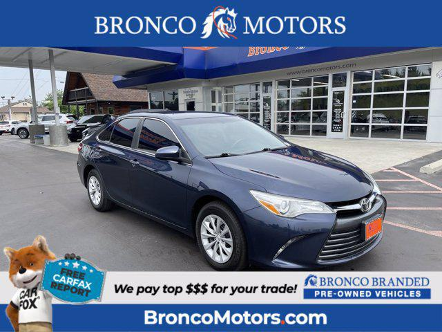 2015 Toyota Camry XLE/SE/LE/XSE for sale in BOISE, ID