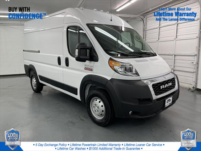 """2021 Ram ProMaster® 3500 High Roof 136"""" WB for sale in Puyallup, WA"""