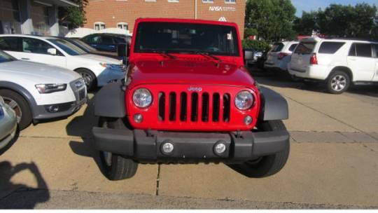 2014 Jeep Wrangler Sport for sale in Falls Church, VA