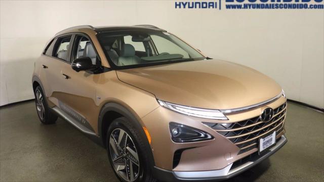 2021 Hyundai NEXO Limited for sale in Escondido, CA