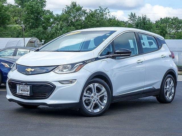 2017 Chevrolet Bolt EV LT for sale in Niles, IL