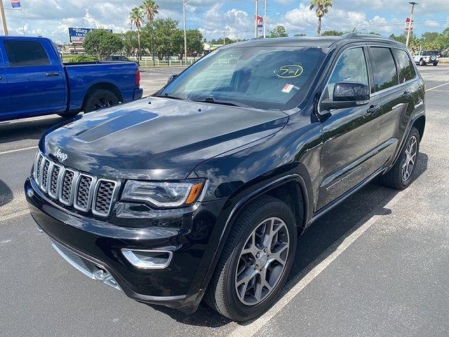2018 Jeep Grand Cherokee Sterling Edition for sale in Foley, AL