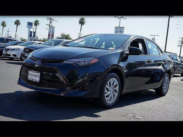 2018 Toyota Corolla LE for sale in Los Angeles, CA