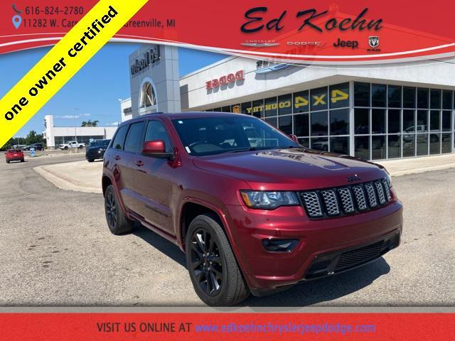 2019 Jeep Grand Cherokee Altitude for sale in Greenville, MI