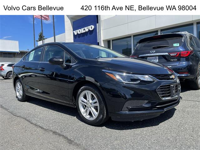 2018 Chevrolet Cruze LT for sale in Bellevue, WA