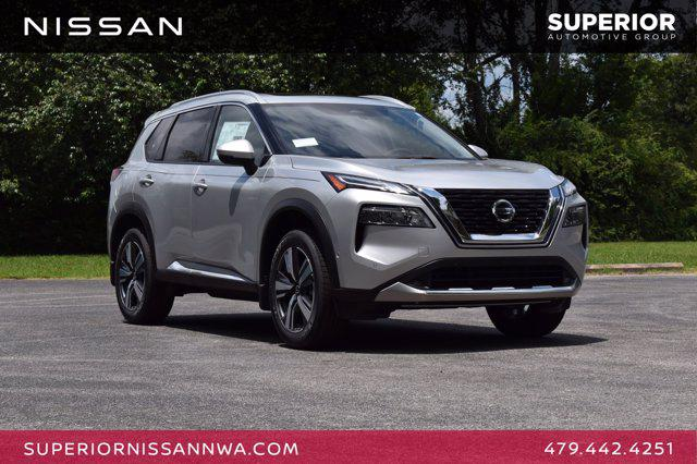 2021 Nissan Rogue Platinum for sale in Fayetteville, AR