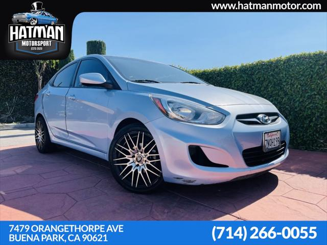 2014 Hyundai Accent GLS for sale in Buena Park, CA