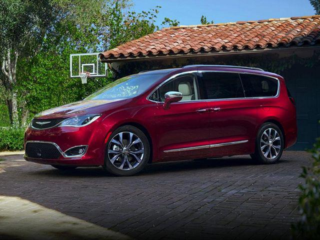 2017 Chrysler Pacifica Touring for sale in Suitland, MD