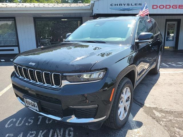 2021 Jeep Grand Cherokee Limited for sale in Rhinebeck, NY