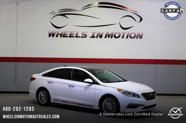 2015 Hyundai Sonata 2.4L Limited for sale in Tempe, AZ