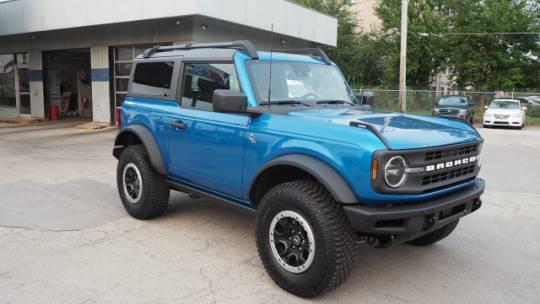 2021 Ford Bronco Black Diamond for sale in Chicago, IL