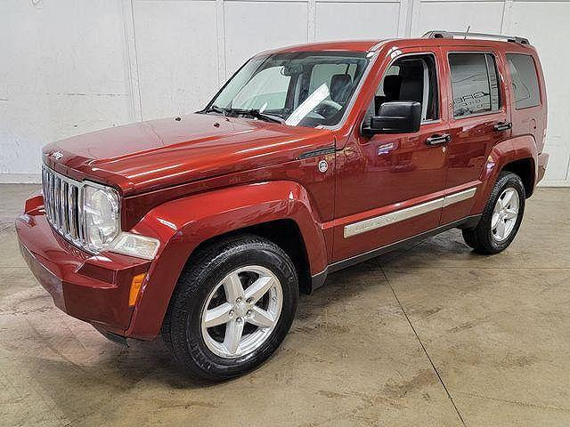 2008 Jeep Liberty Limited for sale in Lake In The Hills, IL