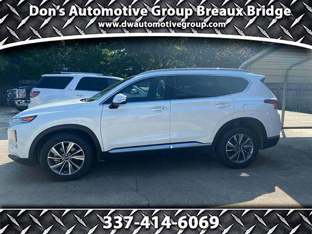 2019 Hyundai Santa Fe Ultimate for sale in Breaux Bridge, LA
