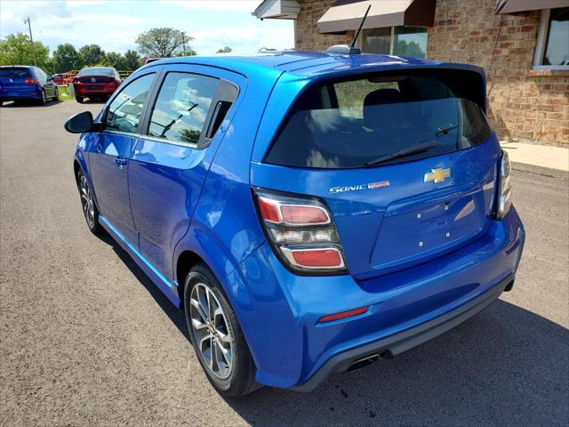 2017 Chevrolet Sonic LT for sale in Lansing, KS