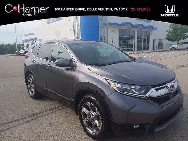 2017 Honda CR-V EX-L for sale in Belle Vernon, PA