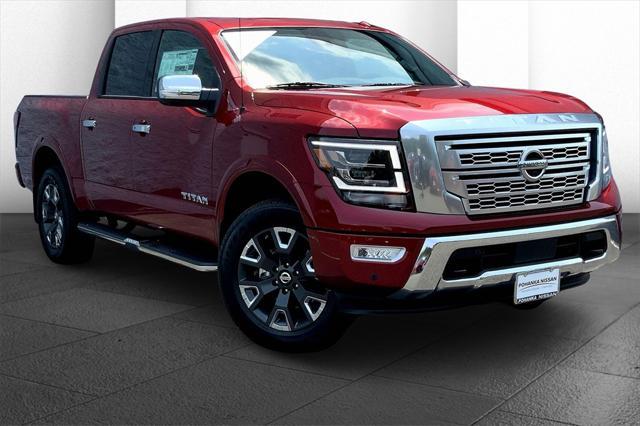 2021 Nissan Titan Platinum Reserve for sale in Stafford, VA