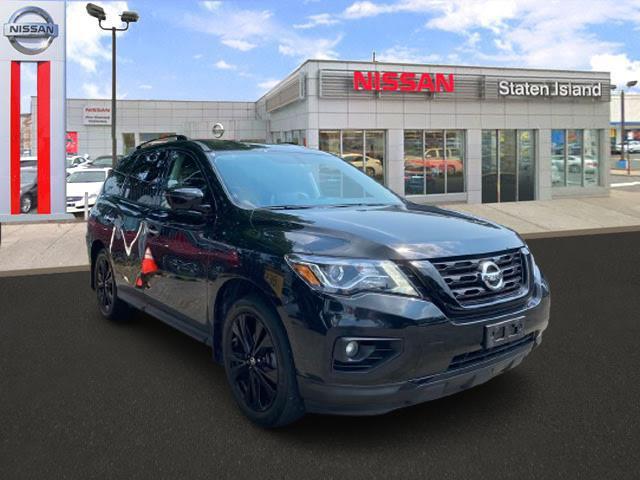 2018 Nissan Pathfinder SL [6]