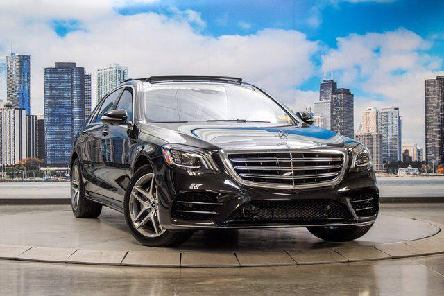 2018 Mercedes-Benz S-Class S 560 for sale in Lake Bluff, IL