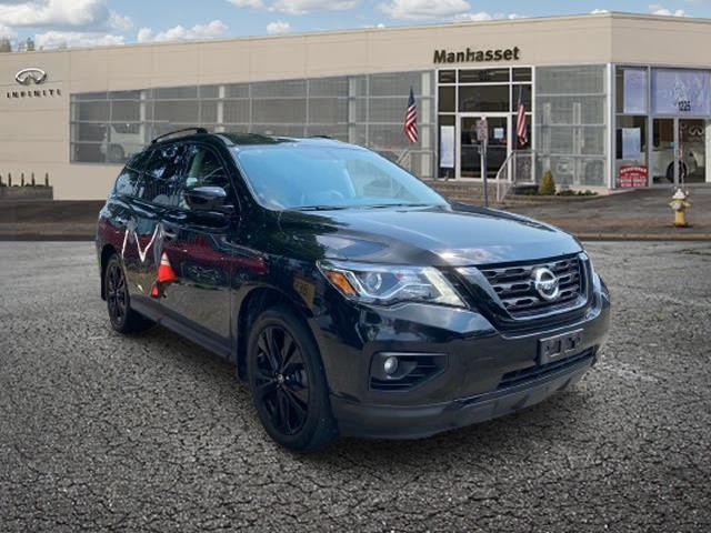 2018 Nissan Pathfinder SL [5]