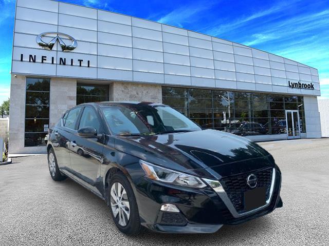 2020 Nissan Altima 2.5 S [9]