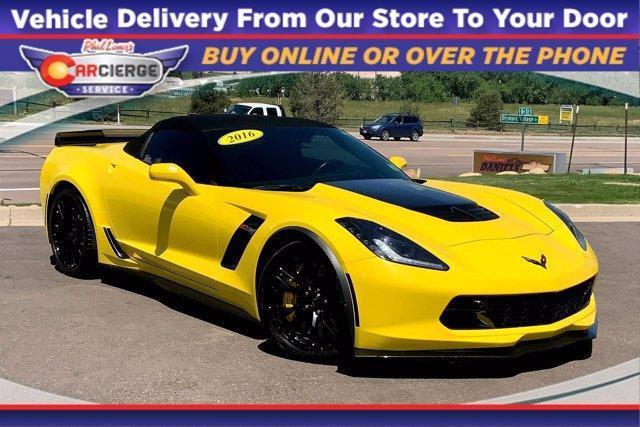 2016 Chevrolet Corvette Z06 3LZ for sale in Colorado Springs, CO