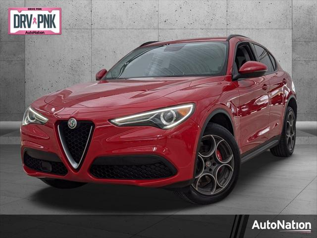 2018 Alfa Romeo Stelvio Sport for sale in North Richland Hills, TX