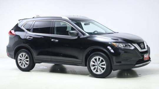 2018 Nissan Rogue SV for sale in Bedford, OH