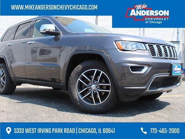 2018 Jeep Grand Cherokee Limited for sale in Chicago, IL