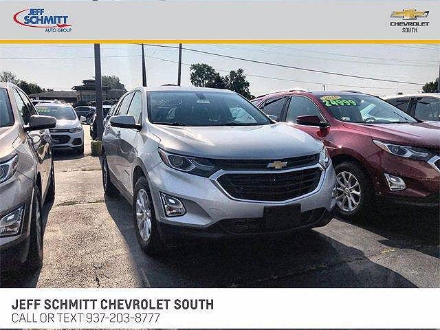 2018 Chevrolet Equinox LT for sale in Miamisburg, OH