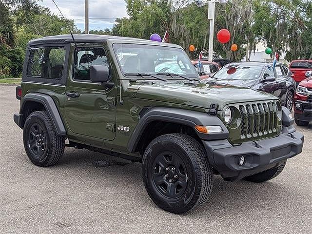 2020 Jeep Wrangler Sport for sale in Gainesville, FL