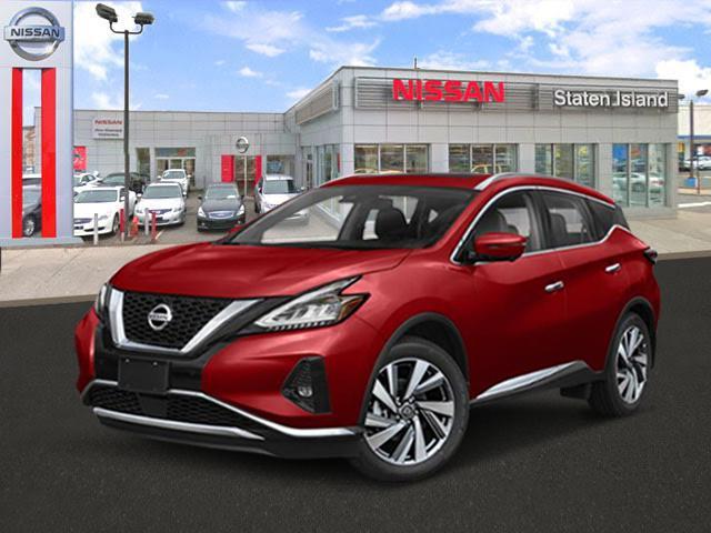 2021 Nissan Murano SL [3]