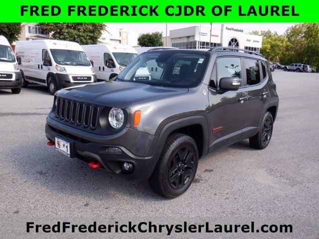 2018 Jeep Renegade Trailhawk for sale in Laurel, MD