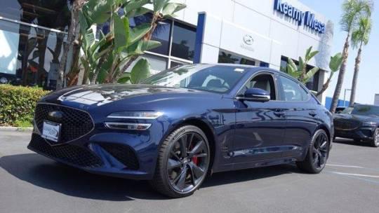 2022 Genesis G70 3.3T for sale in San Diego, CA