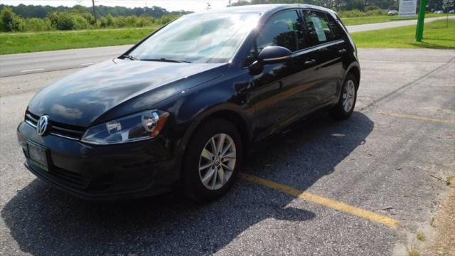 2017 Volkswagen Golf S for sale in Hayes, VA