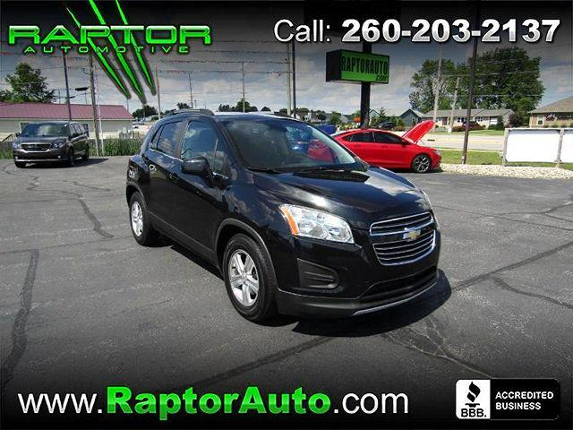 2015 Chevrolet Trax LT for sale in Fort Wayne, IN