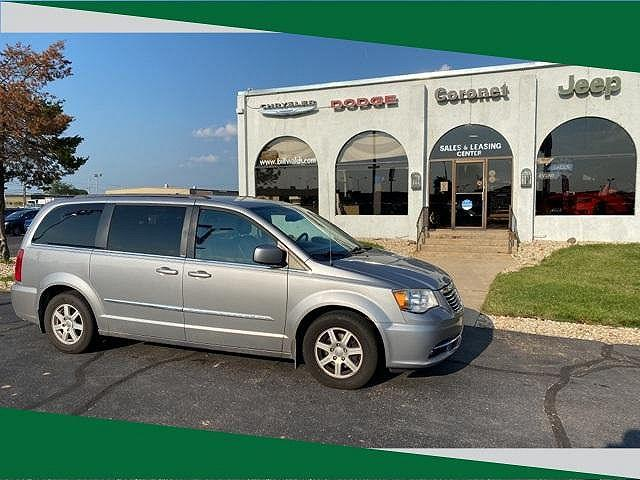 2013 Chrysler Town & Country Touring for sale in Peru, IL
