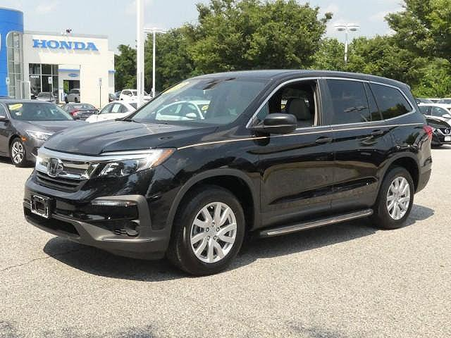 2020 Honda Pilot LX for sale in Clarksville, MD