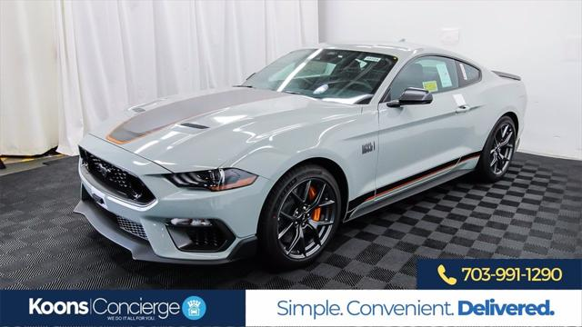 2021 Ford Mustang Mach 1 for sale in Sterling, VA
