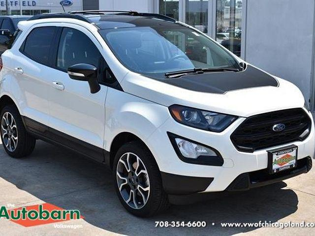 2019 Ford EcoSport SES for sale in Countryside, IL