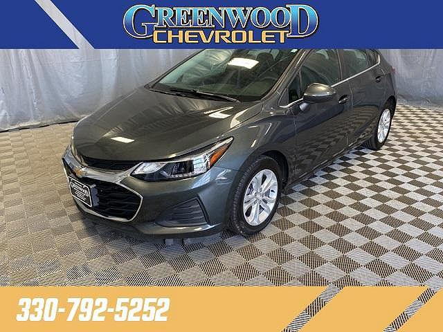 2019 Chevrolet Cruze LT for sale in Youngstown, OH