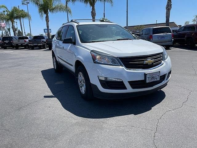 2017 Chevrolet Traverse LS for sale in Huntington Beach, CA