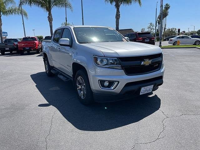2016 Chevrolet Colorado 4WD Z71 for sale in Huntington Beach, CA