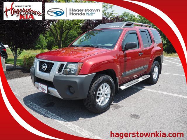 2014 Nissan Xterra S for sale in Hagerstown, MD