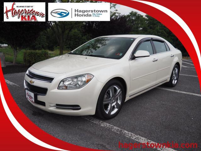 2012 Chevrolet Malibu LT w/3LT for sale in Hagerstown, MD