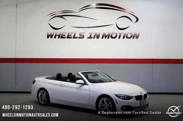 2018 BMW 4 Series 430i for sale in Tempe, AZ