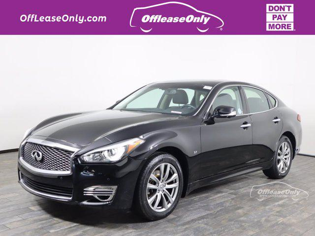 2018 INFINITI Q70 3.7 LUXE for sale in West Palm Beach, FL