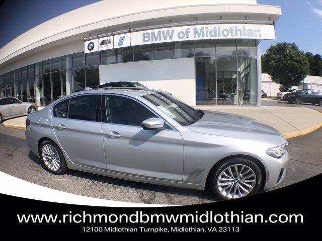 2021 BMW 5 Series 530i xDrive for sale in Midlothian, VA