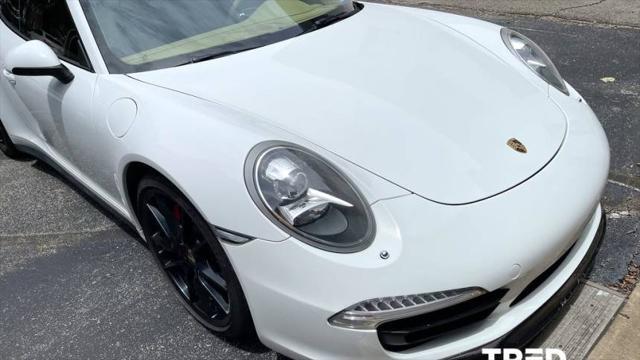 2013 Porsche 911 Carrera 4S for sale in Houston, TX