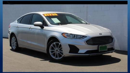 2019 Ford Fusion SE for sale in Ventura, CA
